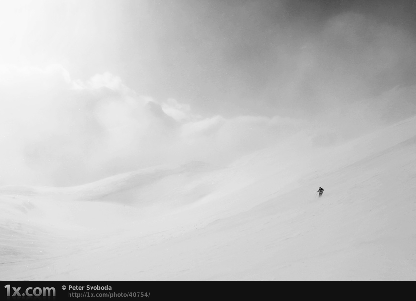 Into the white darkness by Peter Svoboda An introduction to minimalism in photography with stunning examples