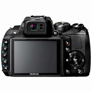 Fujifilm FinePix HS25EXR backview Fujifilm FinePix HS25EXR: Gets a high definition shooting scope