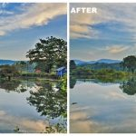 Photoshop Tutorial: Remove Halos in HDR Photographs