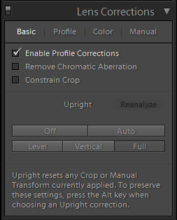upright feature in lightroom 5 beta