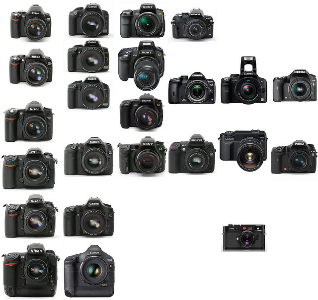 DSLR Cameras