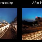 Photoshop Tutorial: Post Processing Light Trail Photographs