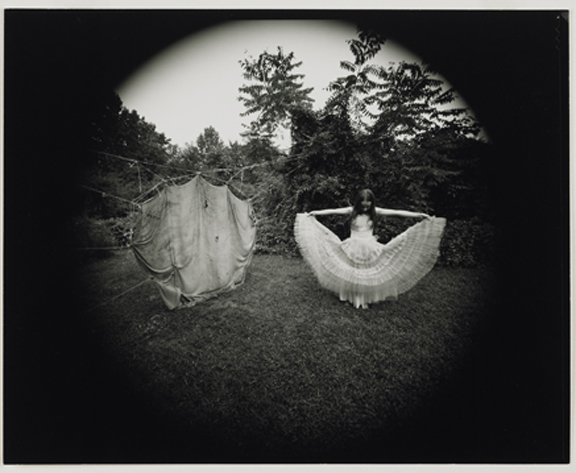 Emmet Gowin, Nancy, Twine and Cloth Construction, 1971, printed 1988